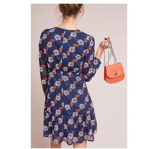 Anthropologie Dresses - Anthropologie Everly Floral Dress NEW